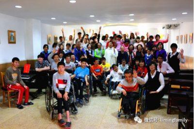春风迎贵客,蓬荜生欢乐|香港影星刘松仁先生一行到访黎明之家